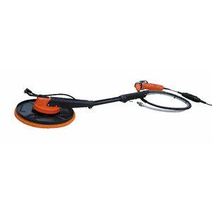 Elektrinis tinko glaistymo įrankis PFMW su vandens purškimu, Rokamat