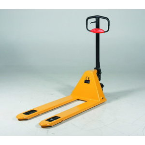 Hand Pallet Truck , low profile, min.height 51mm, Intra