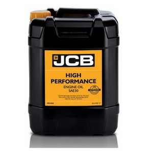 Engine oil HP SAE 30 20L, JCB