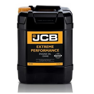 Engine oil  EP 15W40, JCB