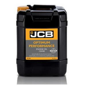 Dzinēja eļļa OP 15W40, 20 L, JCB