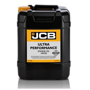 Engine oil UP 10W30 20L, JCB