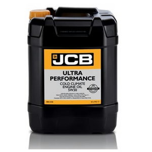 Engine oil UP 5W30, JCB