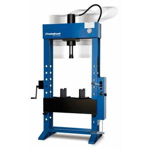 Hydraulic press, Metallkraft