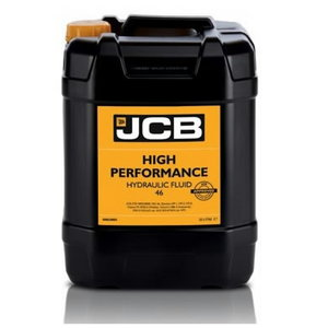 Hydraulic oil HP46, JCB