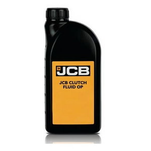 Clutch fluid  Optimum Performance Clutch Fluid, 1L, JCB