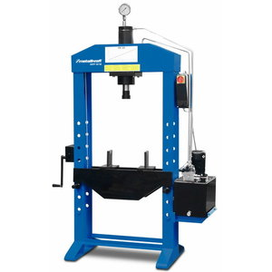 Hydraulic workshop press WPP 50 M, Metallkraft