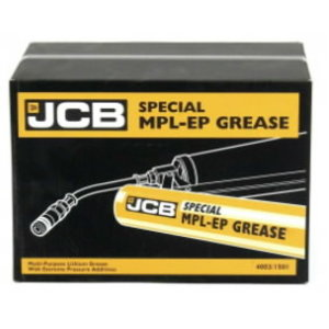 Grees, JCB