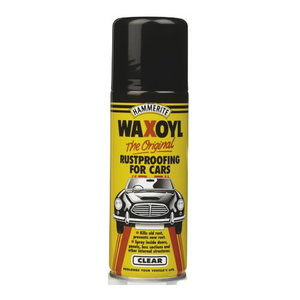 Rust protection WAXOYL 400ml, JCB