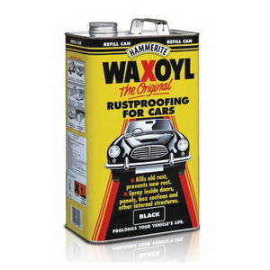 Rust protection WAXOYL 5L, JCB