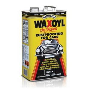 Rust protection WAXOYL 5L, JCB