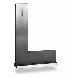 Precision square model 401 DIN875/1 200x130, Scala