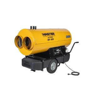 Indirect oil heater BV 400, plug fan 110/80 kW, Master