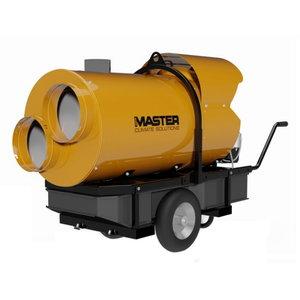 Netiesioginio degimo šildytuvas BV 500 150 kW axial, Master