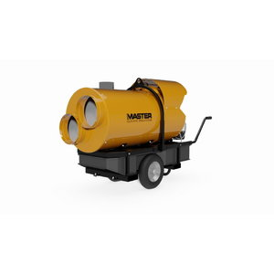 Indirect oil heater BV 500-13CR, 150 kW, Master