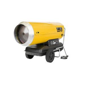 Tiesioginio degimo dyzelinis šildytuvas B 230 65 kW, Master