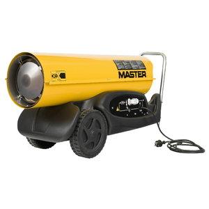 Tiesioginio degimo dyzelinis šildytuvas  B 180 48 kW, Master