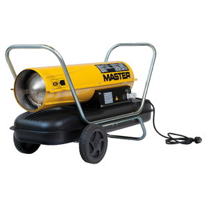 Tiesioginio degimo dyzelinis šildytuvas B 150 CED, 44 kW, Master