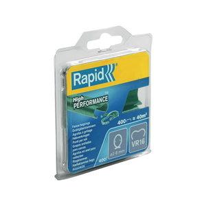 R:Hog Ring VR16/ 0.4M C green  2-8 mm, Rapid
