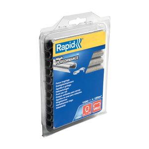 Klambrid Zn  VR22   5-11mm,  blisterpakend  1100tk, Rapid
