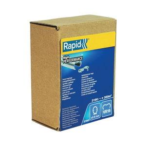 Klambrid Zn  VR16   2-8 mm,  3190tk, Rapid