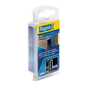 Staples 606/23 600pcs, Rapid
