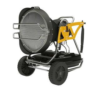 Šildytuvas IR spindulių dyzelinis XL 91 43 kW, Master