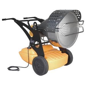 IR spindulių šildytuvas XL 9 SR, 29 / 43 kW