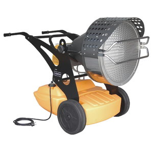 Infrared heater XL 9 SR, 29 / 43 kW, Master