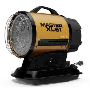 Infrared heater XL 61, 17 kW, Master