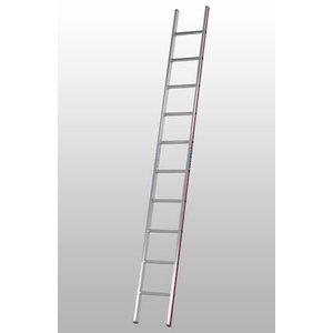 Leaning ladder 4011, 10 rungs, Hymer