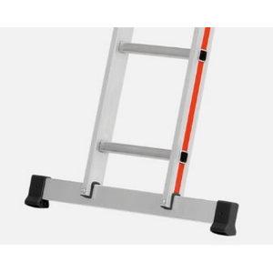 Leaning ladder 4011, 12 rungs, Hymer