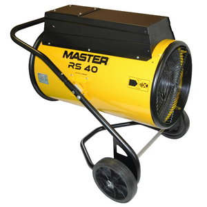 Electric heater RS 40, 400V 40 kW, Master