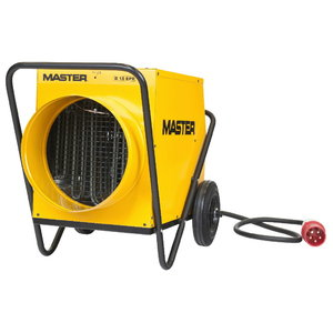 Electric heater B 18 EPR, 400V 18 kW, Master