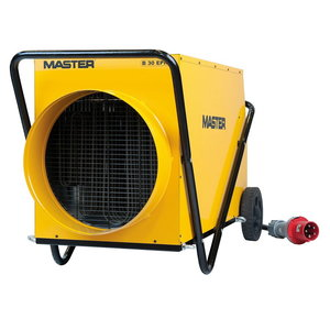Electric heater B 30 EPR, 400V 30 kW, Master