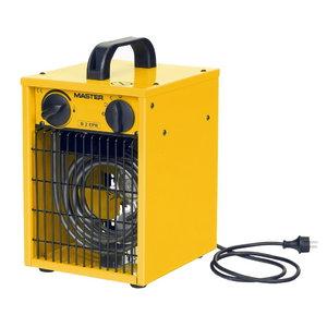 Electric heater B 2 EPB, 230V 2 kW, Master