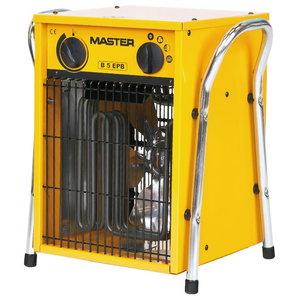 Electric heater B 5 EPB, 400V 5 kW, Master