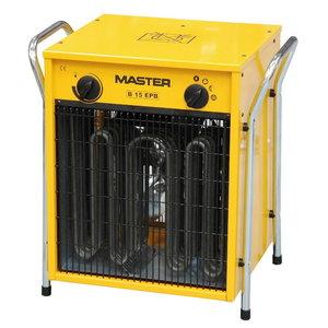 Electric heater B 15 EPB, Master