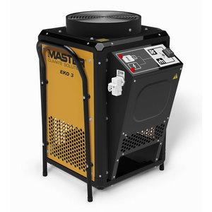 Elektrinis šildytuvas EKO 3 2,8 kW dezinfekcija nuo virusu