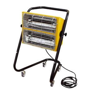 Šildytuvas IR spindulių, elektrinis HALL 3000, 3 kW