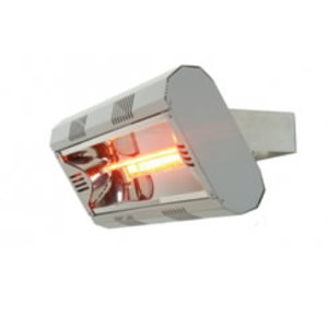 Šildytuvas IR spindulių, elektrinis FACT 20 2 kW, Master