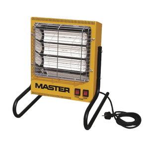 Elektriskais infrasarkanais sildītājs TS 3 A, 2,4 kW, Master