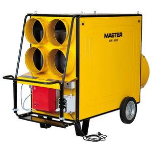 Indirect oil heater BV 691 FS, 225 kW, Master