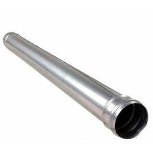 Kamino vamzdis 1 m Ø 120 mm nerūdijančio plieno. BV 77