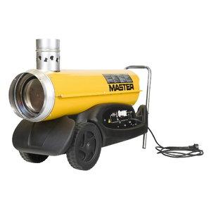 Indirect oil heater BV 77 E, 20  kW, Master