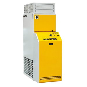 Cabinet heater BF 35 with oil burner, Master