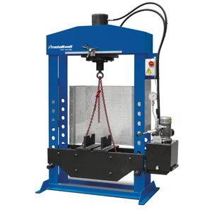 Hidraulinis presas 100T WPP 100 HBK, Metallkraft