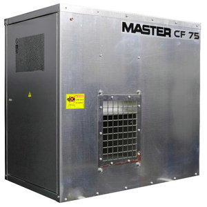 Gāzes sildītājs CF 75 INOX, 75 kW