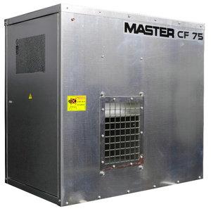 Stacionarus dujinis šildytuvas CF 75 INOX, 75 kW