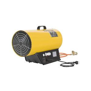 Kaasulämmitin BLP 73 ET 73 kW, elektroninen sytytys, Master